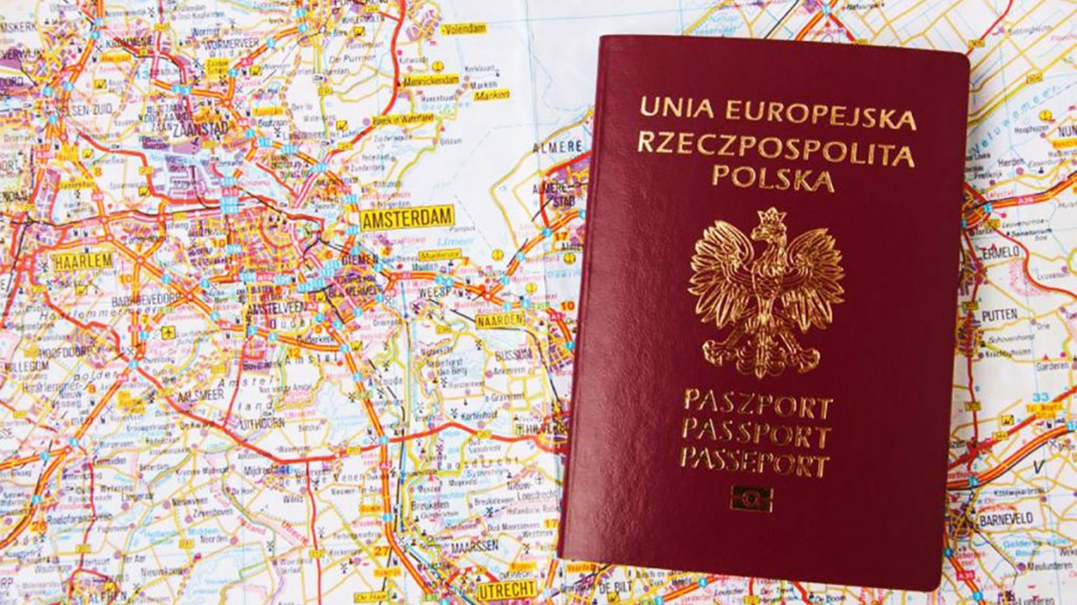 get Polish citizenship by descent and get a Polish passport