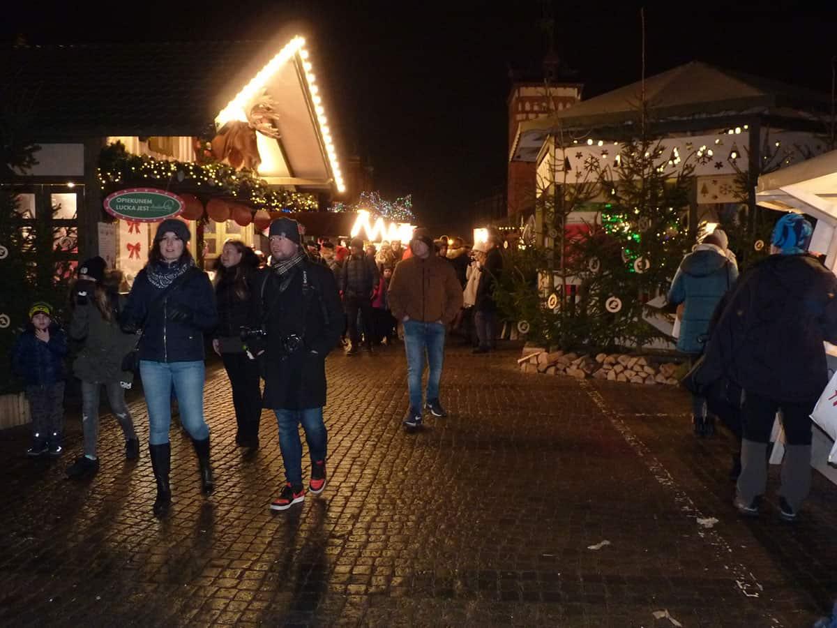 Poland Christmas market