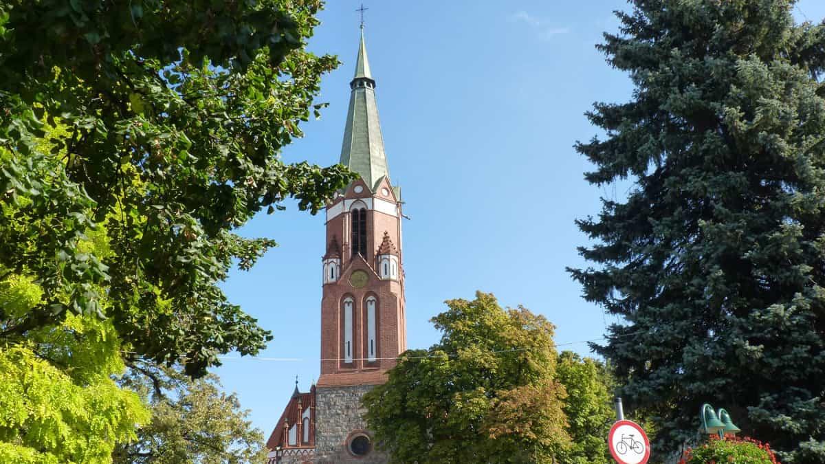 St George's Church in Sopot
