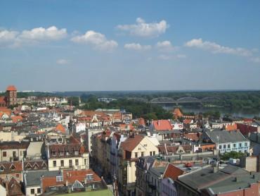 view of Torun
