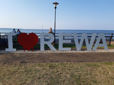 seaside resort in Poland