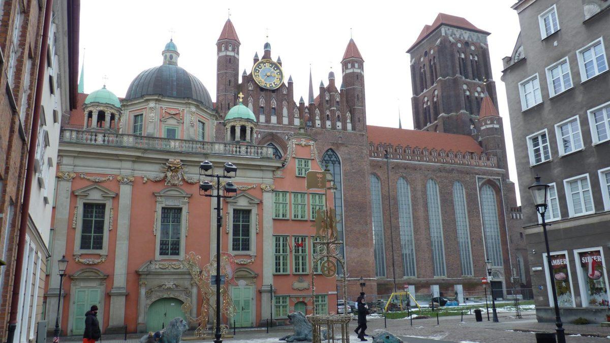 Ulica Świętego Ducha - The Royal Chapel