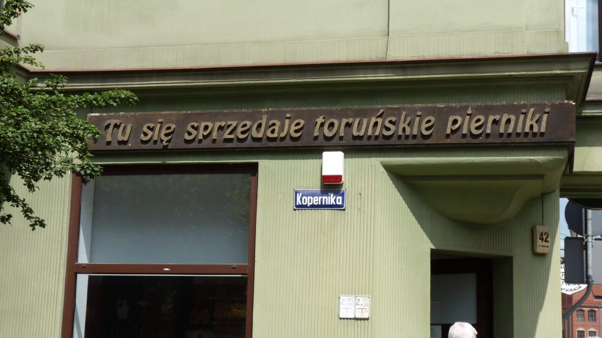 Pierniki Toruńskie