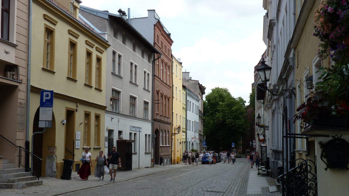 Copernicus Street, Torun