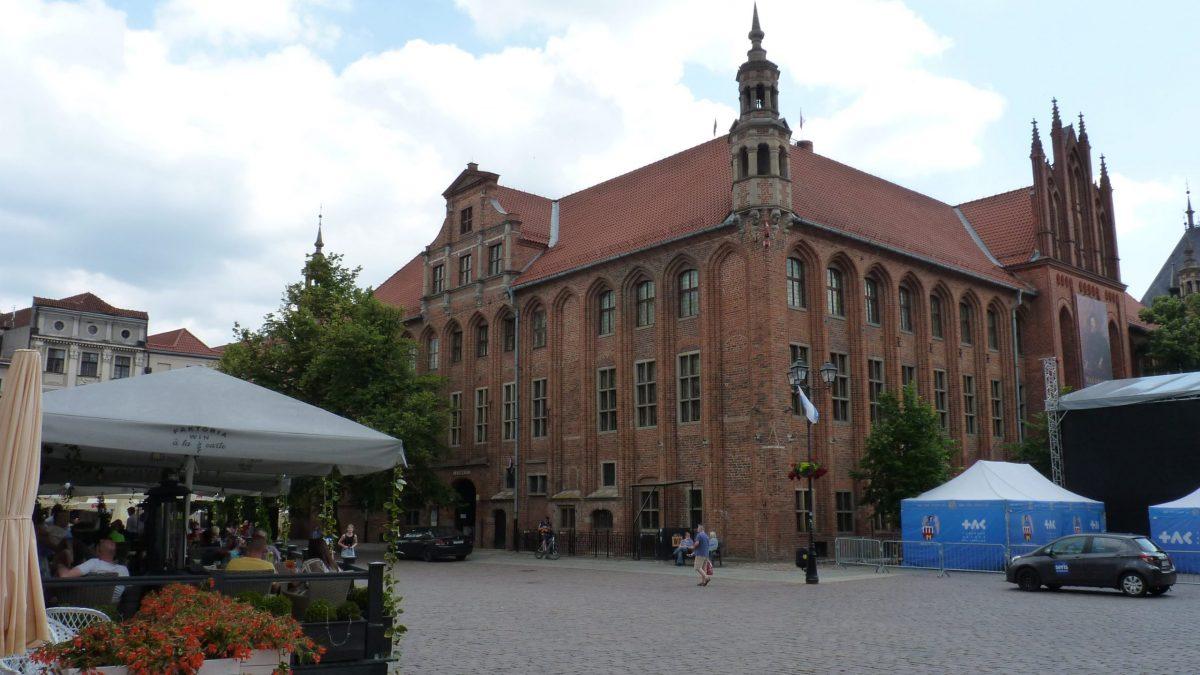 Old Town City Hall, Torun
