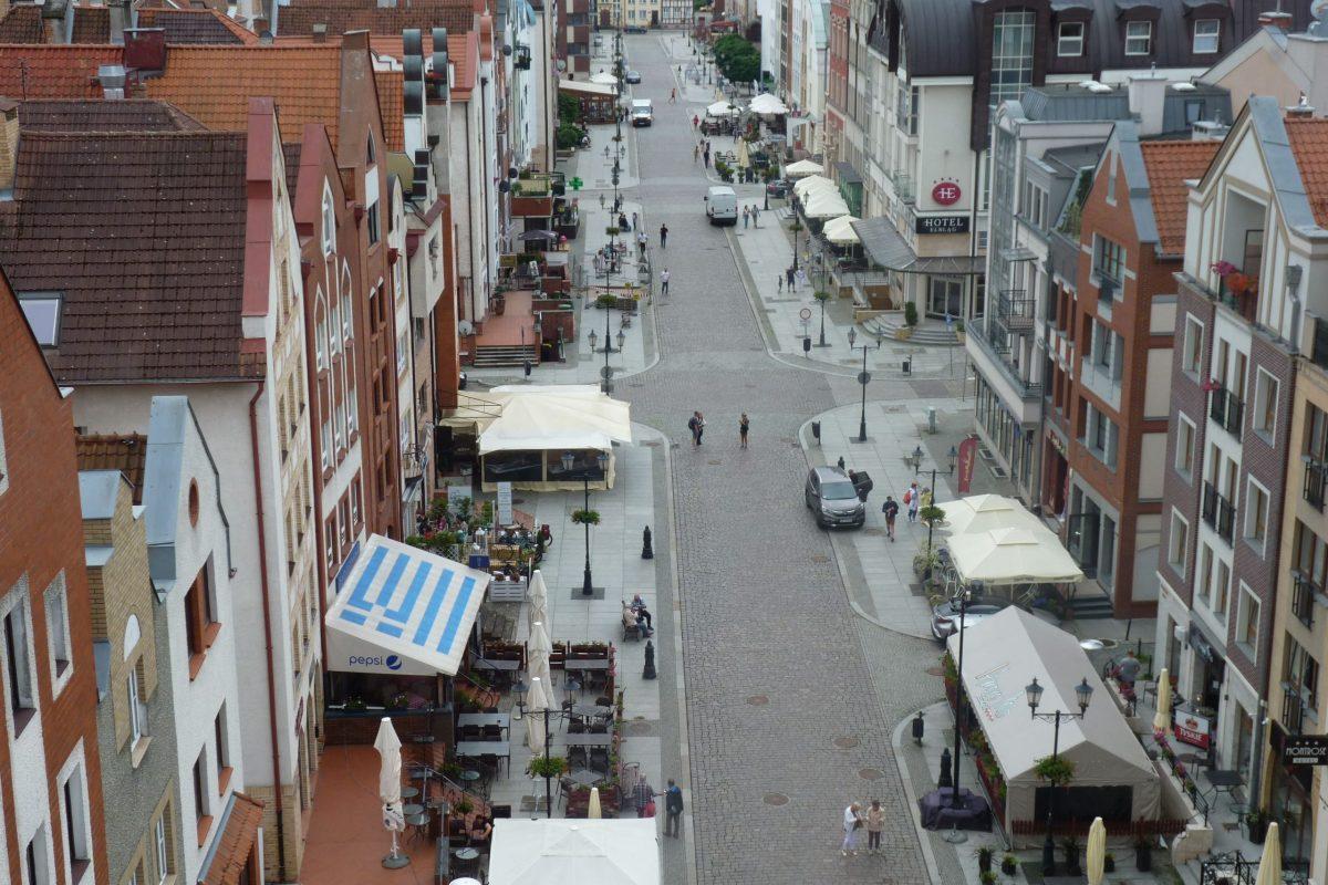 Stary Rynek, Elbląg