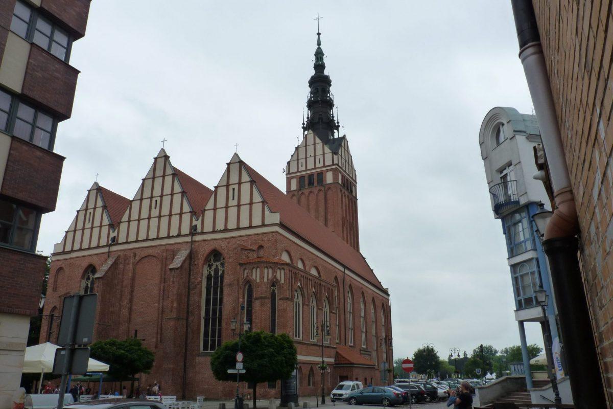 St. Nicholas Cathedral, Elbląg