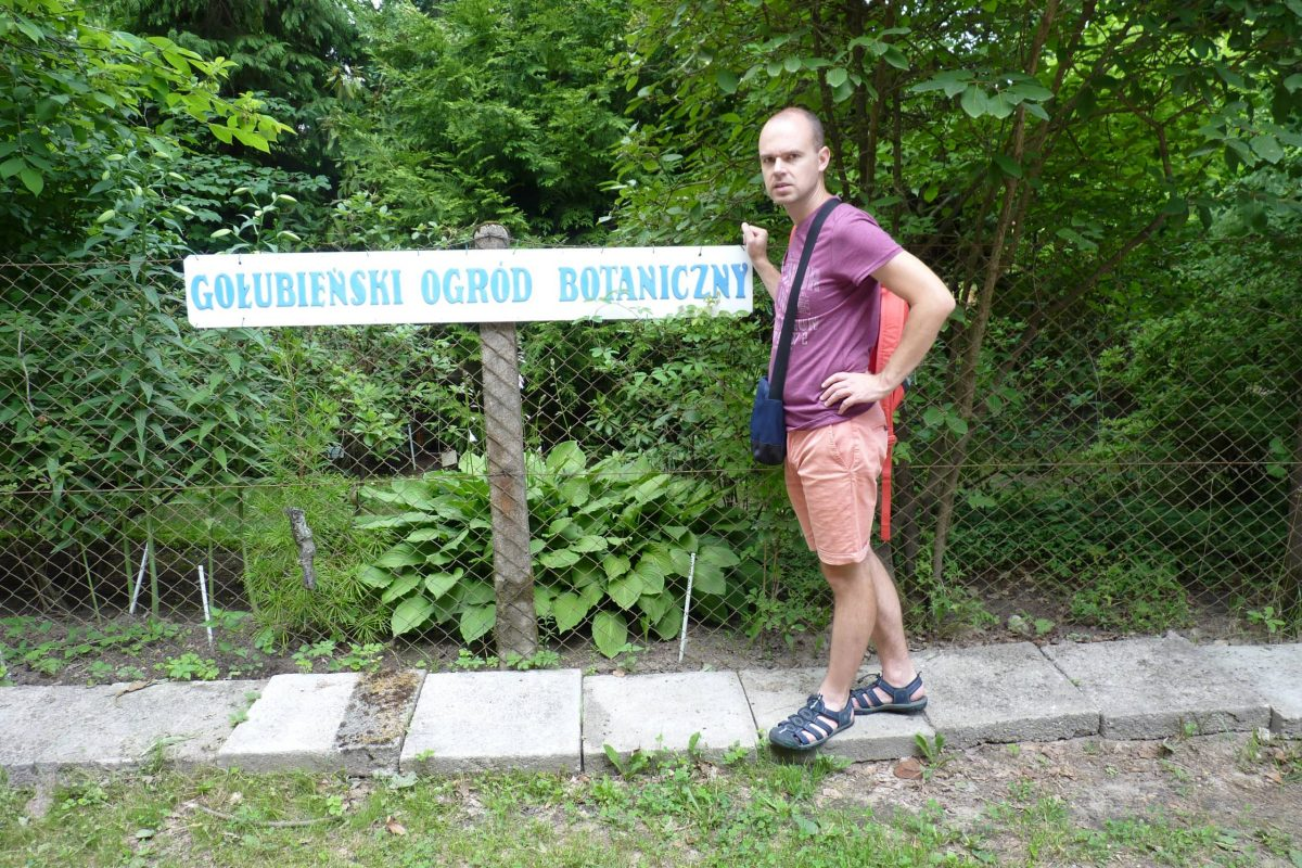 Gołubieński Botanical Garden (Gołubieński Ogród Botaniczny)