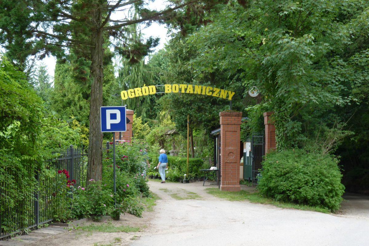 Gołubieński Botanical Garden